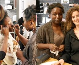 De opleiding Black Beauty met de TOP 5 bloggers