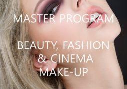 MASTER PROGRAM 6 MOIS – BEAUTY, MODE & CINEMA MAKE-UP