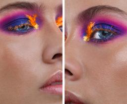 De mooiste make-up looks van onze studenten