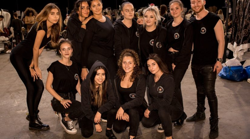 De Academy op de BRUSSELS FASHION DAYS 2019